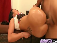 Sexy Ass Oiled Girl Get Anal Sex clip-30