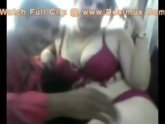 Desi Aunty Fucking in Car