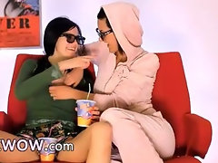 Unbelievable wowgirls gag pussies