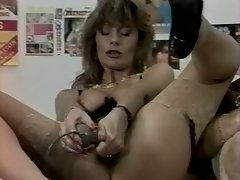 2 Girls 1 Cock Vintage - Full Scene