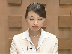 Full video of a typical Japanese Newsreader
