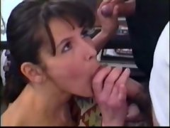 Marie, french whore banged in all holes