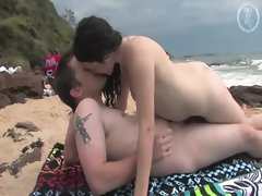 Aussie sex on the beach