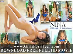 Nina their hot and sexy pussy just for you full movies