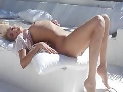 Amazing dream of beautiful wow blondie