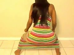 Twerk Dress Ass Cam