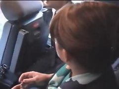 Real Air Stewardess Tease 2