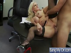In Doctor Office Pacients Get Hard Sex video-19