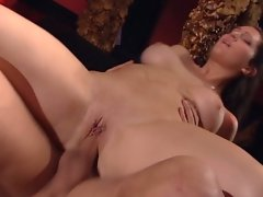 Horny german stripper drilled by a horny dude
