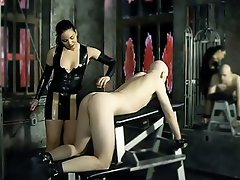Mistress Alexa is a fierce dominatrix with a mean spanking fetish. In...