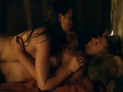 Katrina Law Sex Scene From Spartacus Vengeance