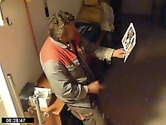 Spy Cam in our house.