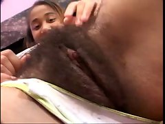 Ebony Teen Desire Get&amp,#039,s Bush Fucked