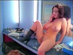 Christy Canyon Anal Threesome