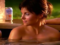 Tiffani Thiessen and Jaime Pressly - Fastlane