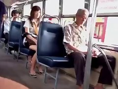 bus woman shout at me
