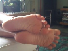 My wifes lovely soles