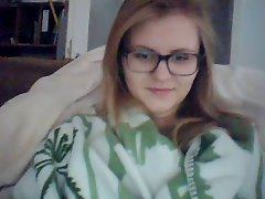 Webcamz Archive - Amazing 19 years old Cam Saucy teen With Glasses