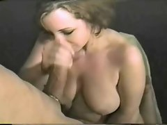 Kathryn Marie Pulls Her Panties Aside And Then Swallows