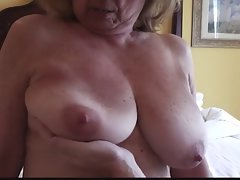 Buxom Attractive mature Martiddds: Natural Mega big melons Roughly Handled