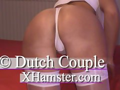 The ultimate Cougar teaser Dutch Couple