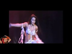 Alla Kushnir sexual belly Dance part 23
