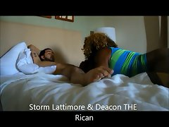 10 Minutes Til Checkout ) Storm Lattimore & Deacon The Rican