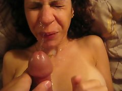 MY Dirty wife IS Stroking ME PART 1