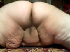 SSBBW Great Size Cute bbw on cam
