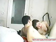 Desi Sensual Amateur Seductive indian Girlie Grinded By Guy In Hotel Room