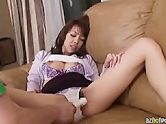 AzHotPorn.com - Somebody Drink My Overflowing Titty Milk