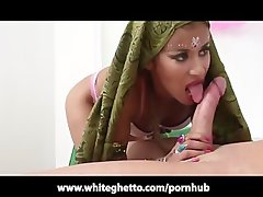 Randy indian Desi Mum Screws and Strokes Big White Prick