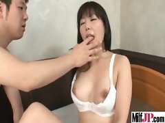 Filthy Bigtits Asian Mommy Get Wild Bang movie-29