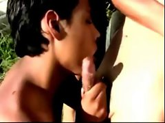 desi young men banging outdoor
