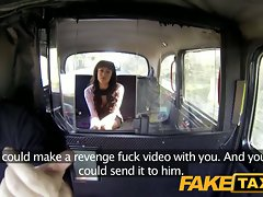 FakeTaxi Jaded fuck partner in sex video clip revenge