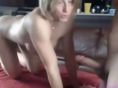 Dirty wife banging neighbor