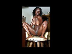 100 Gorgeous Ebony Females
