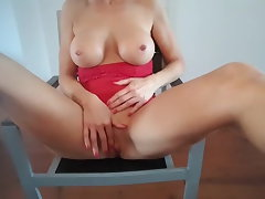 DUtch mum mummy lisa masturbating 6